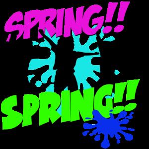 Spring Spring Frühling