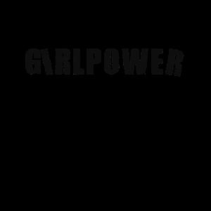 Girlpower Feminism Girl and Woman Power T-Shirt