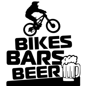 BIKE BARS BEER