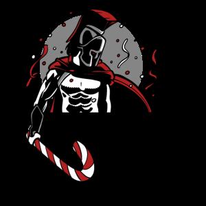 Spartanisch festlich