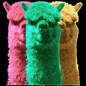 Lama Triple Cool Alpaka