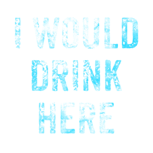 I Would Drink Here T-Shirt
