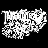 Three little birds tattoo schrift graffiti