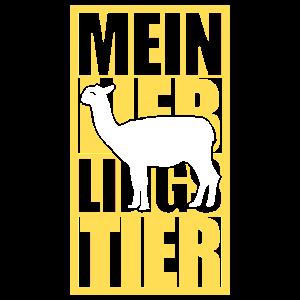 Llama Alpaka Kamel Liebe Tier
