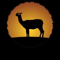 Alpaka Llama Kamel Lustig