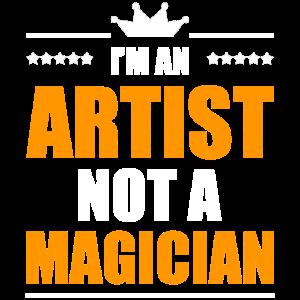 Artist Kuenstler Magier 02 177