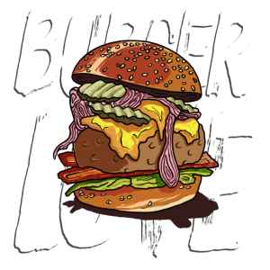 Burger Liebe Burger Love