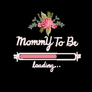 Mommy to be - Geschenkidee für die werdende Mama
