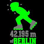 Inlineskating Marathon Berlin 42.195 m