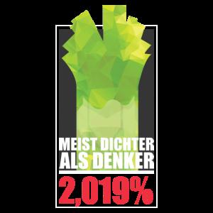 ABI 2019 Dichter 2,019 Promille Lauch Abitur