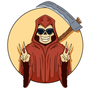 Grim Reaper Peace