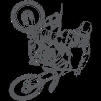 motocross sport bike fahrer