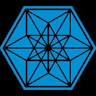 Motiv ~ Kuboktaeder, Symbol Absolutes Gleichgewicht
