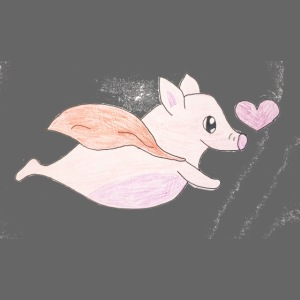 Kids for Kids: Flying Pigs