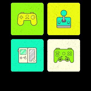 Retrogames Controller