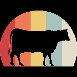 Kuh Bauernhof Tier Geschenk
