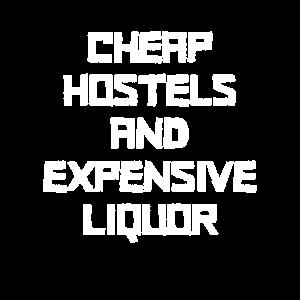 Preiswerte Hostel günstige Übernachtung
