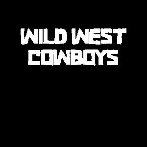 Geburtstagsparty Wilder Westen Cowboys