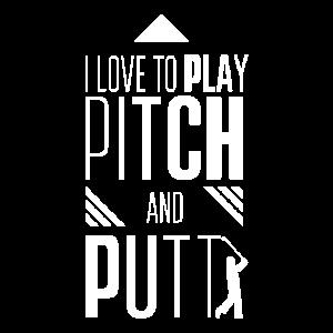 Golf Pitch und Putt Putting Pitch & Putt Pitching