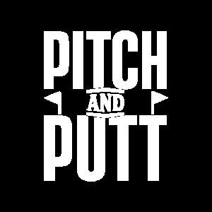 Pitch und Putt Golf Putting