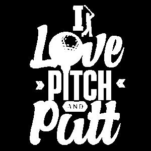 Pitching Putting Pitch & Putt Golf Pitch und Putt