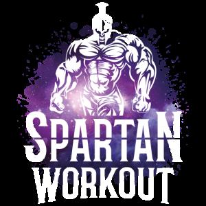 spartan gym workout krieger
