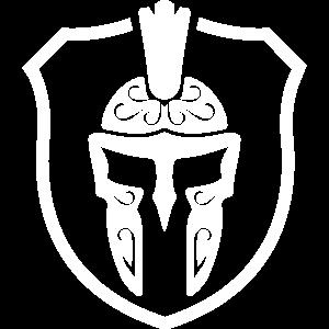 spartaner helm wappen