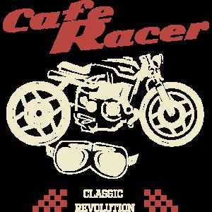 retro bike Motorrad