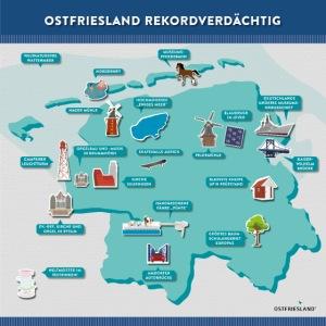 Ostfriesland Rekordverdächtig - Superlative