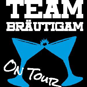 Team Braeutigam Junggesellenabschied Shirt