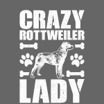 Crazy Rottweiler