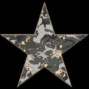 Camouflage Stern