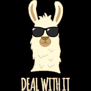 Lama Llama Alpaka No Prob Drama