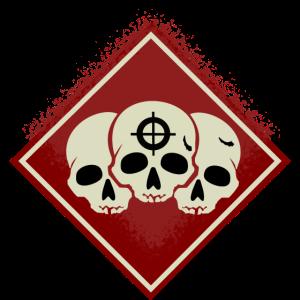 Totenkopfabzeichen
