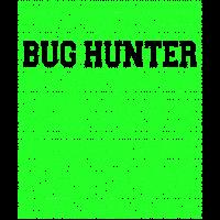 BUG HUNTER binär binärcode binärsystem Shirt