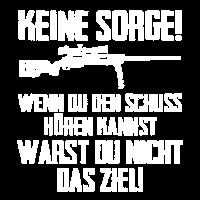 Scharfschütze Soldat Sniper Gewehr ZF Geschenk