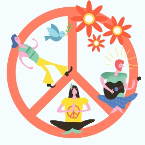 Hippie Peace