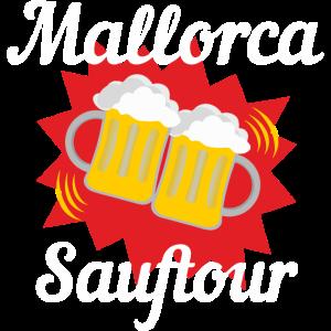Mallorca Malle Sauftour Shirt