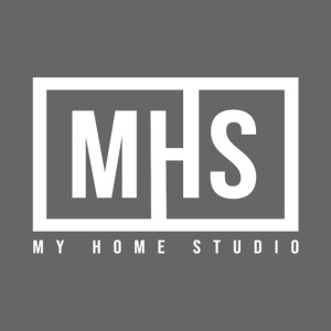 LOGO MY HOME STUDIO SQUARE