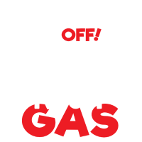 Back off i've got Gas truck driver on the road