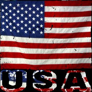 us flag vintage stars and stripes distressed