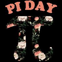 Pi-Tagesblume