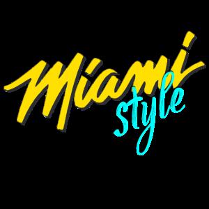 Miami Style Geschenk
