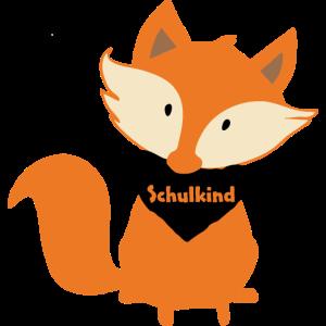 Fuchs Schulkind Kind Einschulung