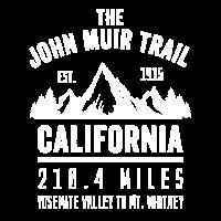 Der John Muir Trail, JMT, ThruHike Design