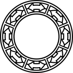 Doppel-Pfeile Im Kreis