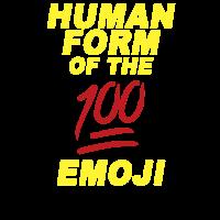 Human Form Of The 100 Emoji Brooklyn Nine Nine B99