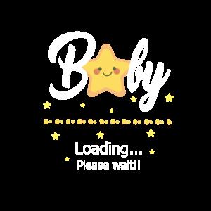 Baby loading - Schwangerschaft Geschenkidee
