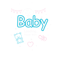 Baby is coming - Baby loading Babyparty Geschenk