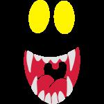 Boe! Gesicht